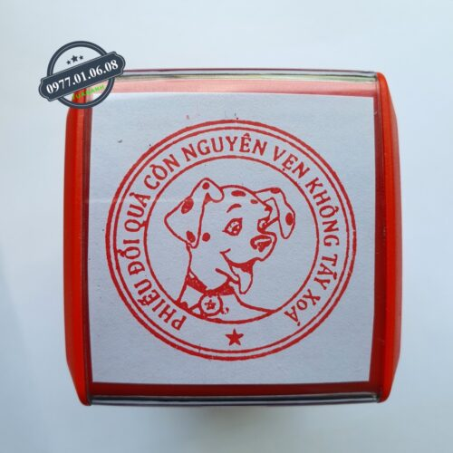Khắc dấu logo công ty giá rẻ nhất tại Hồ Chí Minh, Hà Nội và Toàn Quốc