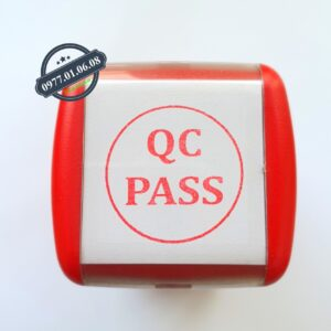 Dịch vụ khắc dấu mộc QC Pass giá rẻ số 1 hồ chí minh