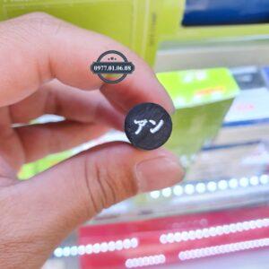 Dịch vụ khắc dấu Katakana tiếng nhật giá rẻ nhất hồ chí minh