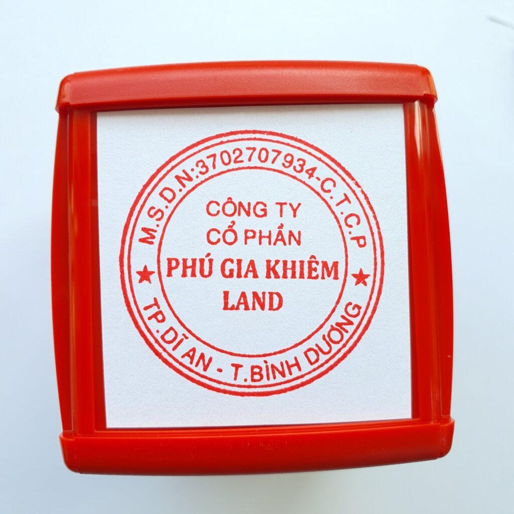 khắc dấu vuông tên công ty giá rẻ uy tín lấy liền - Khắc Dấu Lấy Ngay Uy Tín Giá Rẻ Hồ Chí Minh