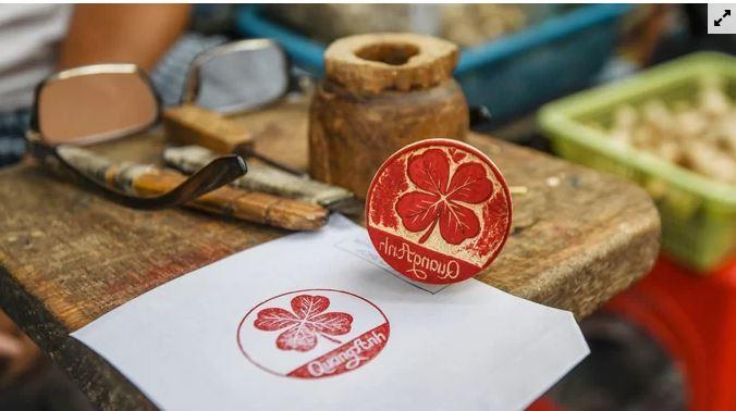 Dịch vụ khắc dấu mini - khắc dấu cỡ lớn giá rẻ số 1 năm 2021 tại Hồ Chí Minh